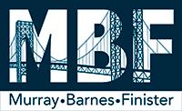 Murray Barnes Finister Logo