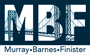 Murray Barnes Finister Logo